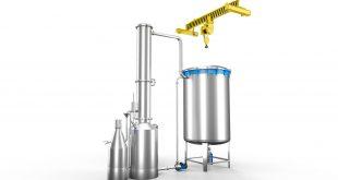 Sebat Rose Oil and Essential Oils Aromatic Plant Distillation Boiler