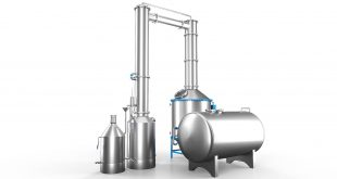 Sebat Rose Oil and Essential Oils Cohobation Unit