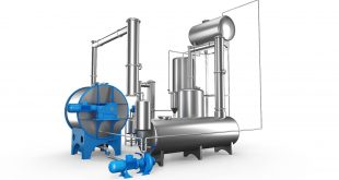 Sebat Rose Oil and Essential Oils Rotary Extraction System