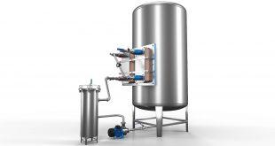 Sebat Rose Oil and Essential Oils Pasteurization Unit