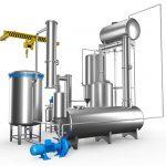 Sebat Rose Oil and Essential Oils Static Extraction Unit
